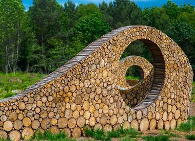 Visites guidées Land'Art Monteneuf Destination Brocéliande