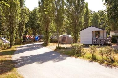 CAMPING DE SAINT-LAURENT