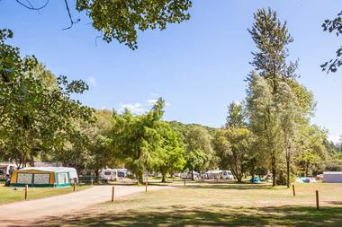 Camping Municipal de la Vallée de l'Hyères