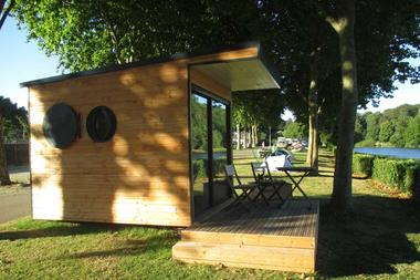 Camping de Saint-Caradec-Hennebont