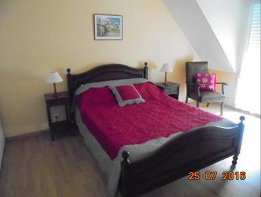 Chambre d'hôte Mme Baconnais - Saint-Marcel - chambre 1 - Morbihan 2016