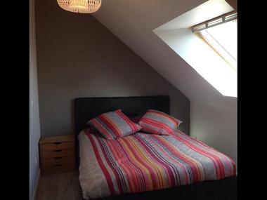 Gîte Le leny - chambre - Ruffiac - Morbihan