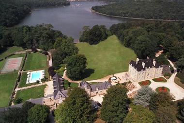 Hôtel Château de Locguénolé