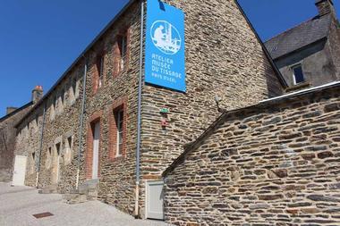 Maison des Toiles, Atelier du Tissage