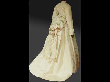 Maison du costume - robe de mariée - Sérent - Morbihan