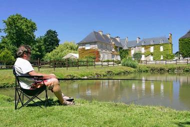 Camping Château de Galinée