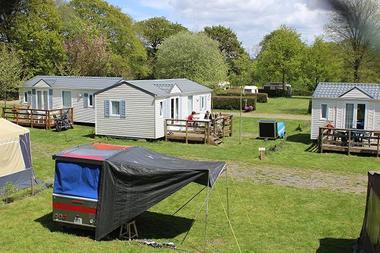 Camping Au Gré des Vents