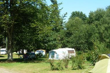 Camping Le Val de Landrouët