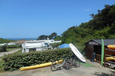 Camping Municipal de la Mer