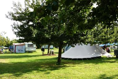 Camping à la Ferme Les Hortensias