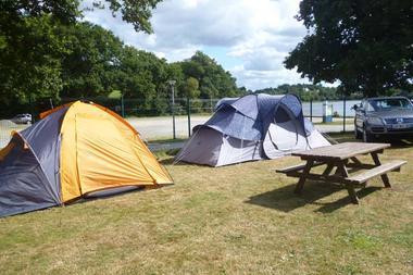 Camping de Glomel
