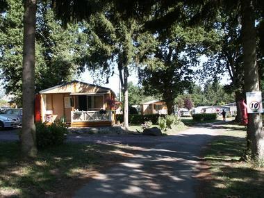 Camping du Lac - Taupont - Brocéliande - Bretagne