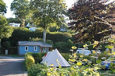 Camping du Manoir de Penn ar Ster