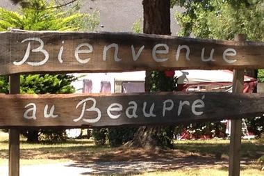 Camping le Beaupré