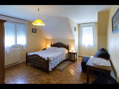 Chambres d'hôtes Mme Michel chambre 1 - Malestroit - Morbihan Bretagne
