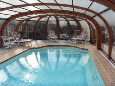 Chambres d'hôtes Miraflores, piscine couverte et chauffée - Malestroit - Morbihan - Bretagne