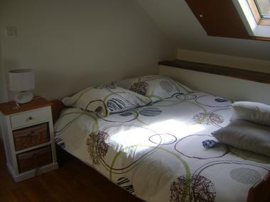 Chez Karine et David - Chambre lit double