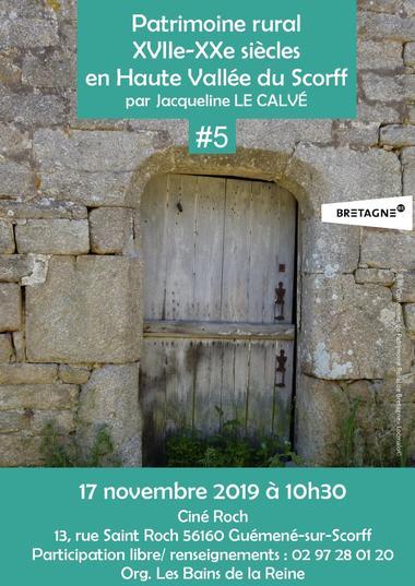 Conférence Le Calvé
