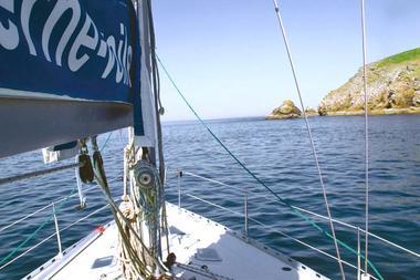 Découverte de la Baie d'Audierne en voilier