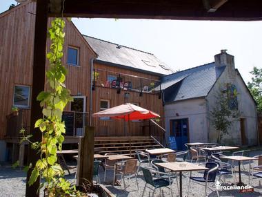 Auberge-du-Champ-Commun Augan Destination Brocéliande