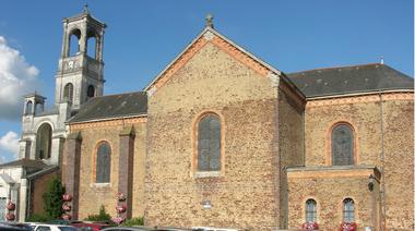 Eglise Montfort sur Meu