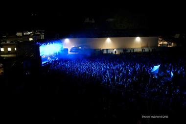 Festival au Pont du Rock