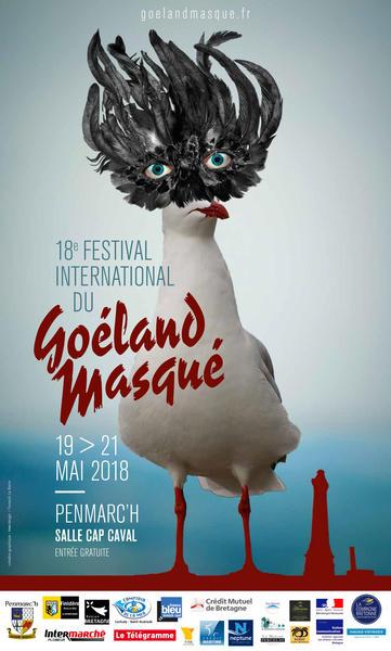 Festival du Goëland Masqué 2018