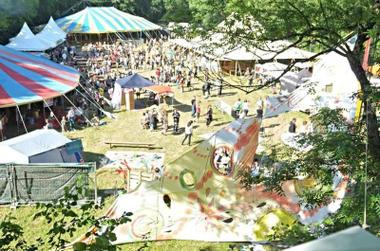 Festival les Papillonades 2015 - 1 - Saint  André des Eaux - Bretagne . resize