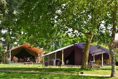 Flower Camping Le Conleau