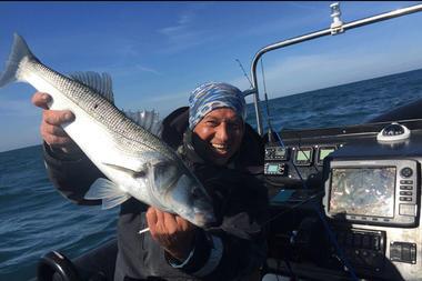 Franck Choron - Guide de pêche