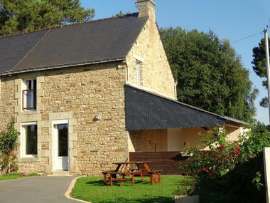 Gîte Triballier - Sérent - Morbihan - Bretagne