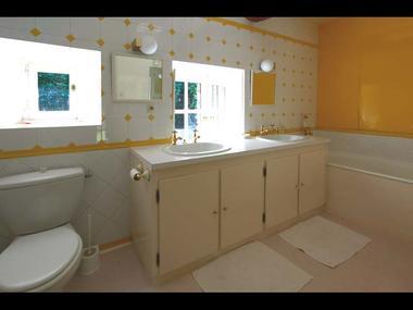 Gîte du Clyo, 1ère salle de bain - Caro - Morbihan - Bretagne