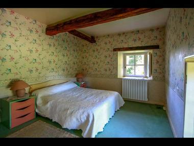 Gîte du Clyo, chambre fleurie - Caro - Morbihan - Bretagne