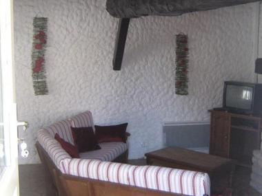 Gîte la Bretonne (coin salon) - Morbihan - Bertagne Sud