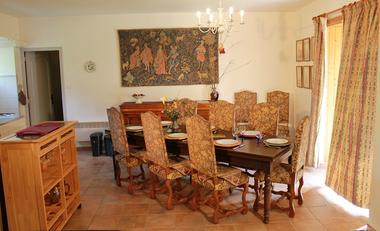 Gîte le Bois Guihel - salle à manger