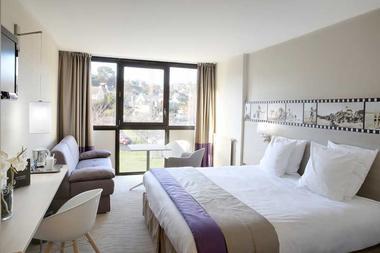 Hôtel Best Western Les Bains