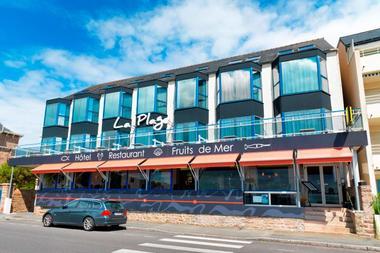Hôtel Restaurant de la Plage