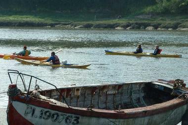 La Roche-Derrien canoë kayak