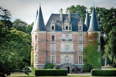 Le Château d'Apigné