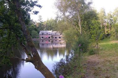 Le moulin de Merlin_Paimpont_moulin