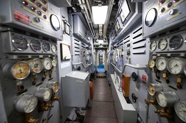 Le sous-marin Flore-S645