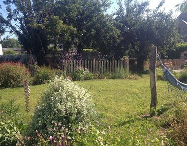 Logis Trémignon - Meublé Mégrit - Jardin 2 ©Mme Bulvestre