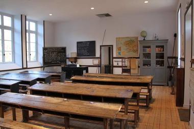 Musée de l'Ecole Rurale en Bretagne