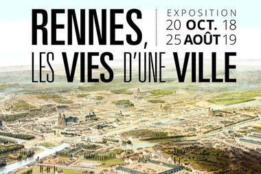 Rennes, les vies d'une ville