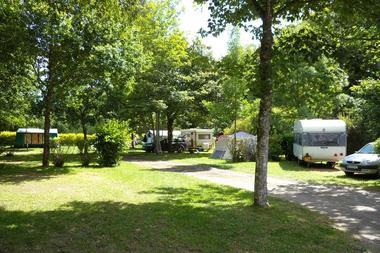 Camping La Rivière d'Argent