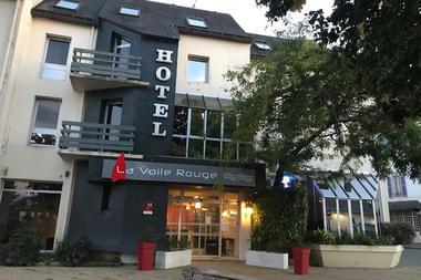 Hôtel la Voile Rouge
