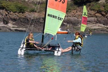 Société Nautique Baie de St Malo