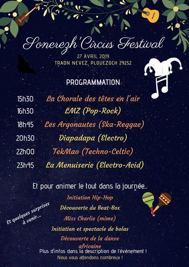 SonerezhCircus-Festival-PLZ-2019-Programme