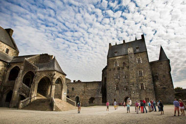 Château de Vitré et son musée