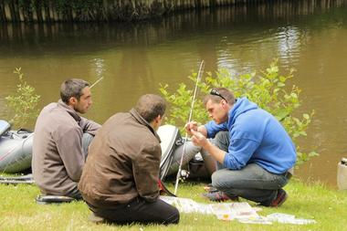 apprendre les bases de la pêche aux leurres